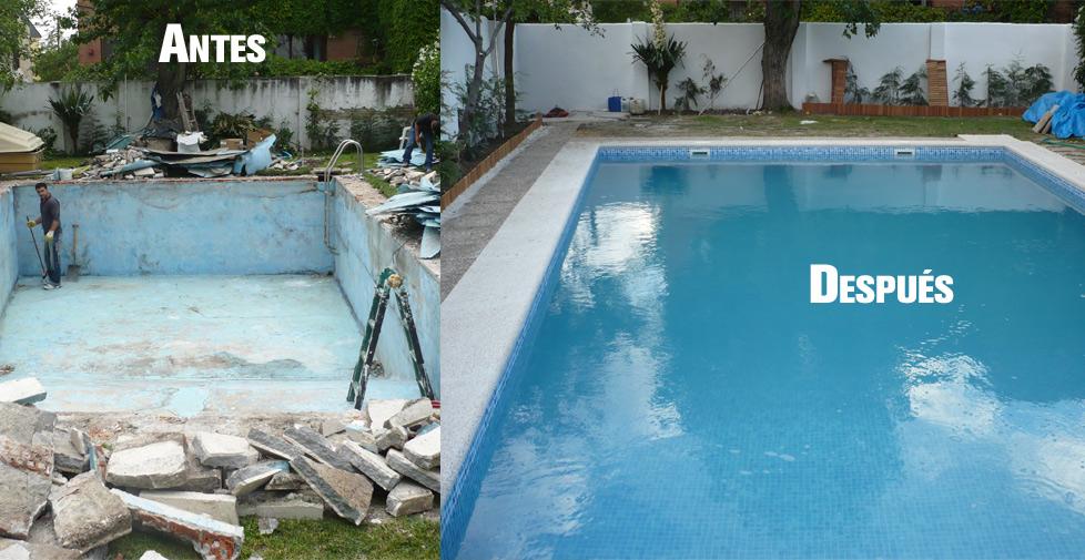 construcci n de piscinas en madrid y productos para piscinas