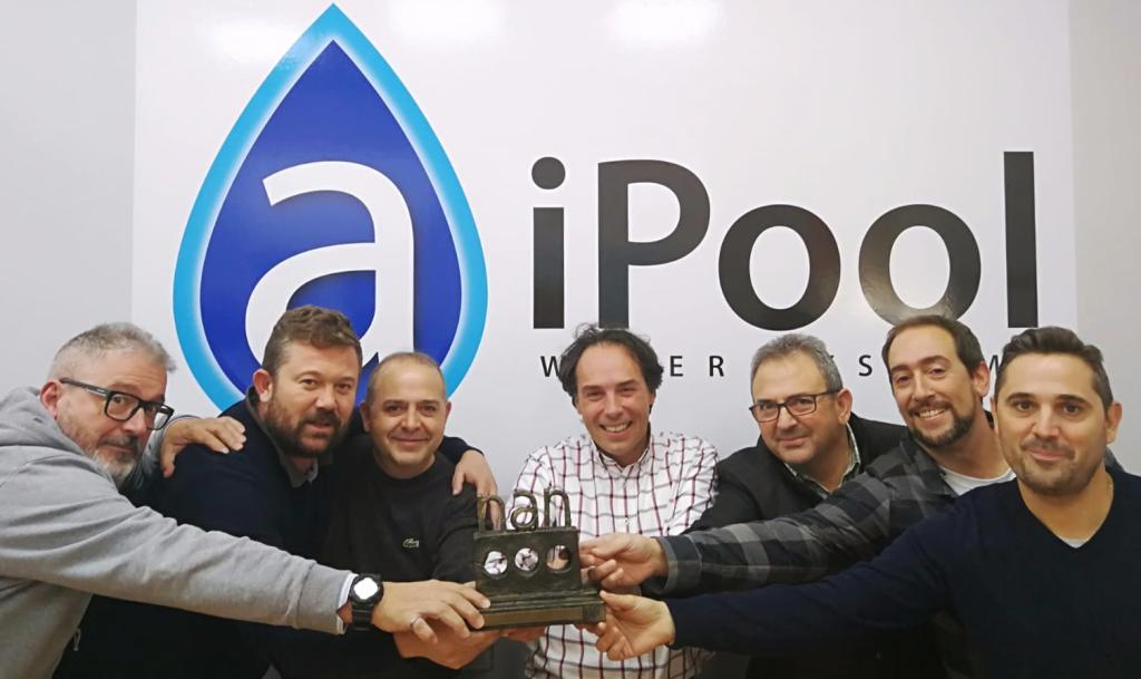 Premio NAN 2018 – Aipool Touch