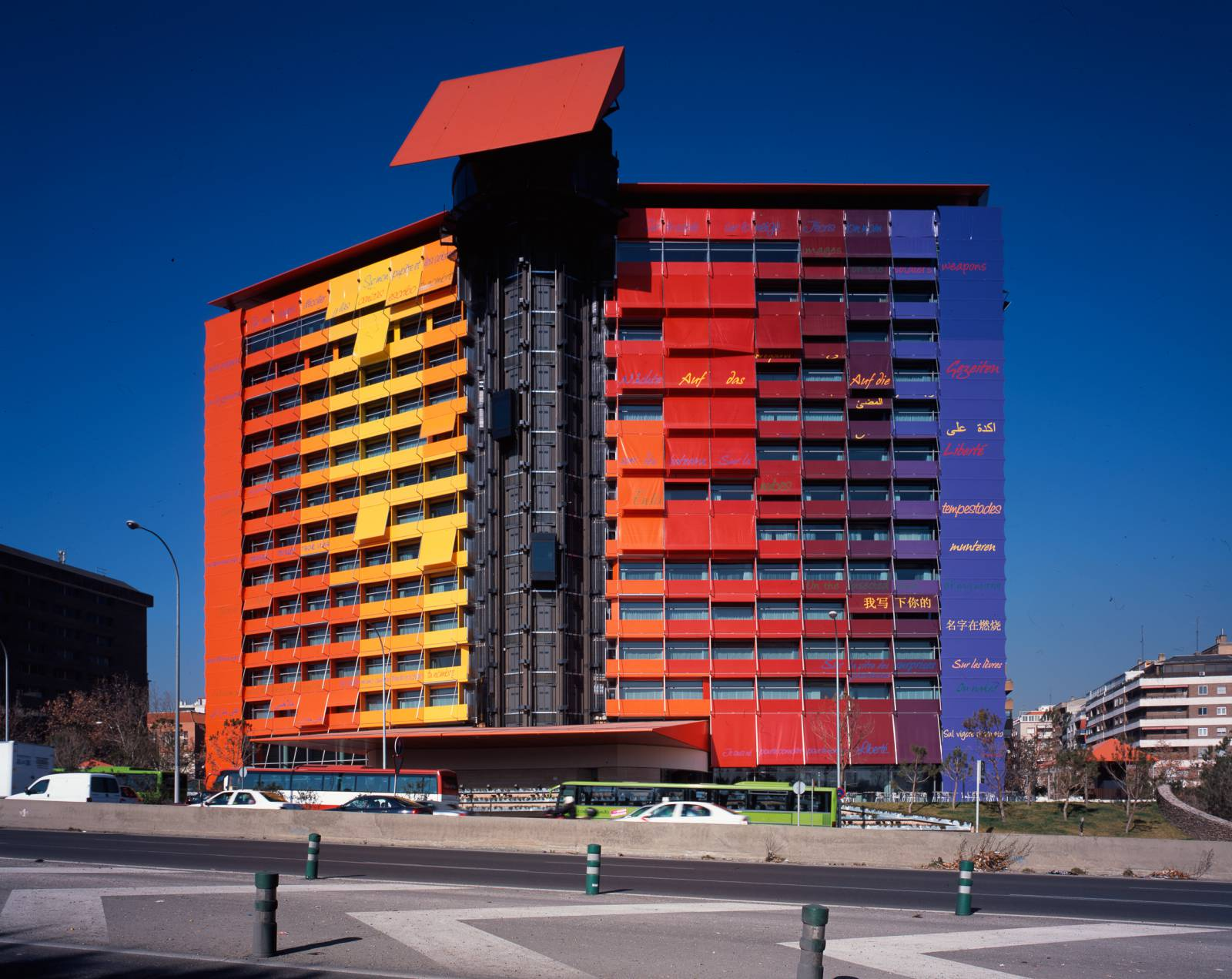 Aipool remodela la piscina exterior del Hotel Puerta América, en Madrid