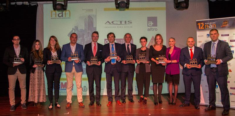 Los XII Premios NAN ponen en valor la excelencia arquitectónica y constructiva en España