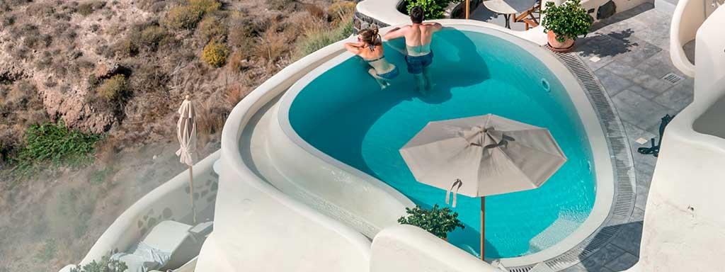 Formas de las piscinas
