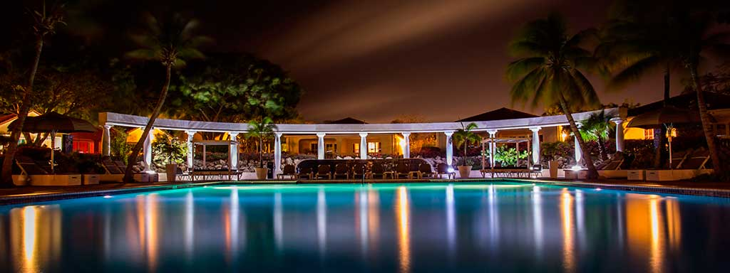 Iluminacion de piscina - AIPOOL