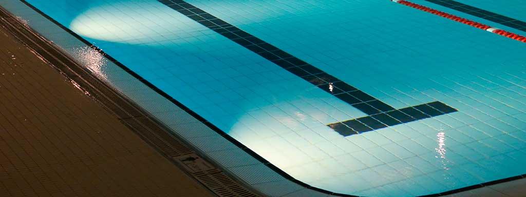Reformas en piscinas públicas