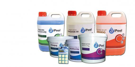 Sal para piscinas precio elegant piscina poliester x with for Sal vacuum pastillas