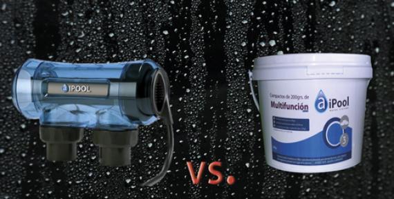 Sal para piscinas simple sal vs cloro with sal para for Sal para piscinas