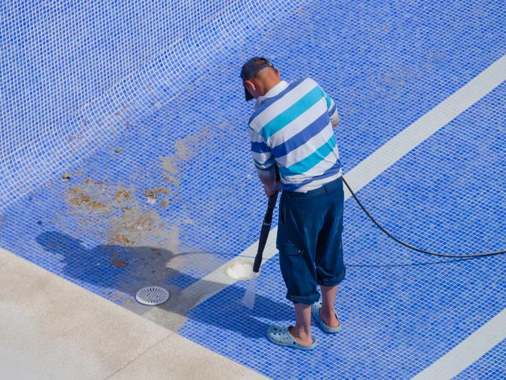 Mantenimiento de piscinas - AIPOOL